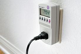Kill A A Watt Measure Appliance Power Electricity Drawn