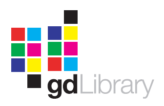 gd library logo